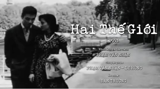 Phim tài liệu Hai Thế Giới (1953)
